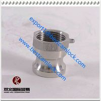 Stainless steel camlock coupling type A thumbnail image