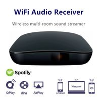 Wifi audio receiver YunListen P7 Wireless multi-room sound streamer