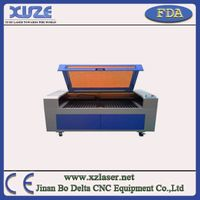 high quality mini co2 laser cutting machine xz1290