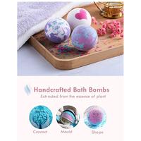 OEM/ODM custom natural fragrance moisturizing rich bubble fizzy organic square bath bombs for kids thumbnail image