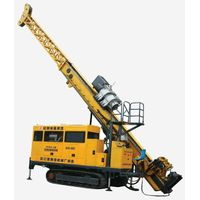 HCR-8 full hydraulic core drilling rig with 3000m drilling depth thumbnail image