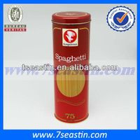 cylinder cookies package tin box thumbnail image