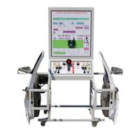 Automotive training Board-Simulator_Training Platform for Examination on Central Door Locking, Riser