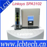 Linksys SPA3102 unlocked voice gateway