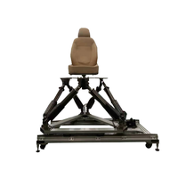 KRD61 Series Testing Simulators /6-DOF Simulation Table