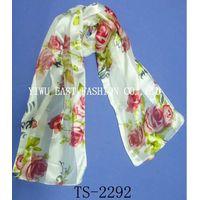 fashion polyester scarf