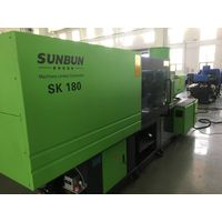 Thermoplastic type new condition 180T Sunbun rubber making cheap injection molding machine thumbnail image