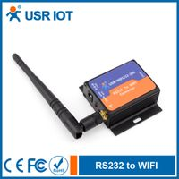 USR IoT RS232 to WiFi Converters, Wireless Device Servers thumbnail image
