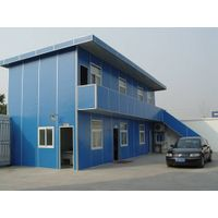 Prefabricated House for Living