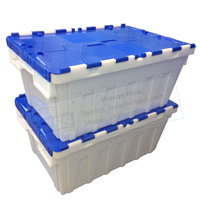 Model no. TSS-TBX604026V, Plastic Lid Container with Ventilation Holes Fruit&Vegetables Crates Food