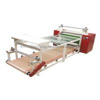 HC-C6 Roll style sublimation transfer press machine