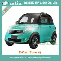 Powerful Mini Electric Car E-Car (Euro 4)