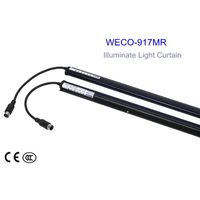 WECO-917MR Illuminite light curtain