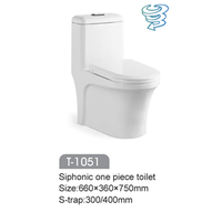 Cost-effective ceramic white two piece quality craft toilets