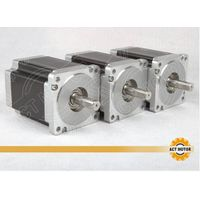 ACT 3PCS Nema34 Stepper Motor 34HS9456