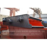 High efficient vibrating screen for grading multi-type material thumbnail image