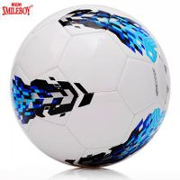 Football authentic SMILEBO blue bee