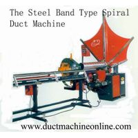 The Steel Band Type Spiral duct machine(My email:candice087@yahoo.com.cn) thumbnail image