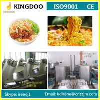 Fried&Non-fried Instant Noodle Manufacturing Line thumbnail image