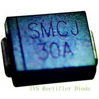 Free Samples Transient Voltage Suppressor SMCJ5.0-440CA 1500W DO-214AB Case TVS Chip Diode Chip