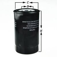 Oil Filter for Toyota (TO-0931)