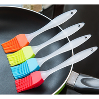 PP handle BBQ Tools Oil brush kitchen products silicone brush thumbnail image