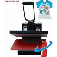 T-shirt high pressure heat press machine