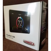 LENNOX ICOMFORT S30 PROGRAMABLE WIFI TOUCHSCREEN SMART THERMOSTAT