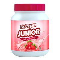 Nutrigain Junior - Strawberry - 400 Grams - Jar thumbnail image