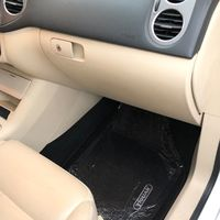 Factory supply Strong Release Force self adhesive pe protective film for auto car carpet thumbnail image