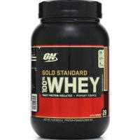 Optimum Nutrition Gold Standard Whey, Mocha Cappuccino - 2 lb jar
