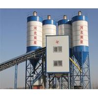 HZS180 concrete batching plant specifications