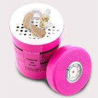 Hearing Aid Dryer Drying Box Dehumidifier storage case protect hearing aid and cochlear