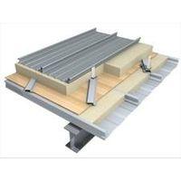 Kalzip structural deck roof system