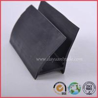 silicone rubber seal strip,waterproof insulation silicone window seal