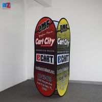 Custom Printing Three Sided Pop Up A frame Banner