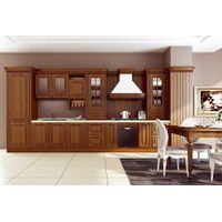 modern MDF kitchen cabinet furniture