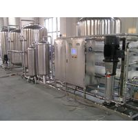 Mineral Water Treatment System / Ultrafiltration Water Treatment Equipment