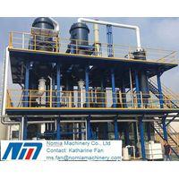 multiple effect evaporator MEE for waste water treatment, juice, chemiclas, sugar,milk