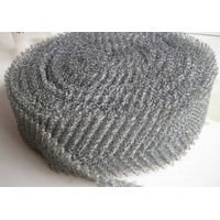 304 Stainless Steel Knitted filter Wire Mesh for gas liquid filter/wire mesh demister thumbnail image
