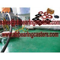 Air bearing kits save cost and keep safety when moving thumbnail image