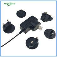 UL CE GS PSE SAA DOE Level VI 15V 1A AC DC power supply adapter