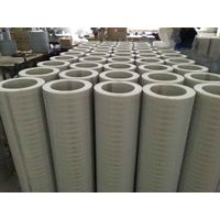 Mini pleated air filter for dust collector