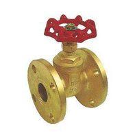 copper gate valve
