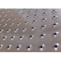 Zhi Yi Da metal center core filter element frame perforated sheet perforated panels plates to Italy