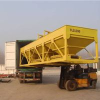 Wante Machinery concrete batching plant system for sale for block making machine
