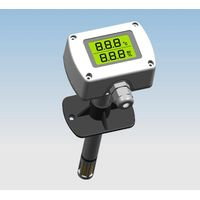 Humidity & Temperature Transmitter for duct mounting