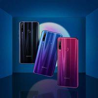Huawei glory 20i 32 million AI selfie gradient pearl full screen phone thumbnail image