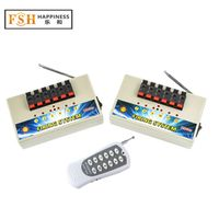 CE passed 12 channels / 12 cues 100m Wireless Remote Control Fireworks Firing System (DB06r-12)
