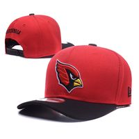 NFL Arizona Cardinals New Era Draft on Stage 9FIFTY Adjustable Hat Cap
